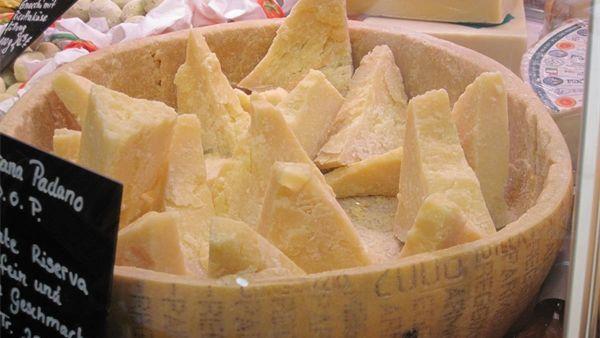 Risotto alla Parmigiano