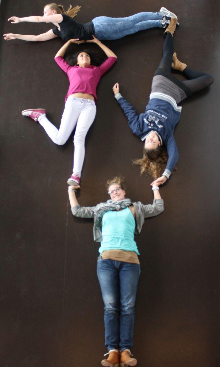 Foto-opdracht Sport en Spel op basis van Jan von Holleben.