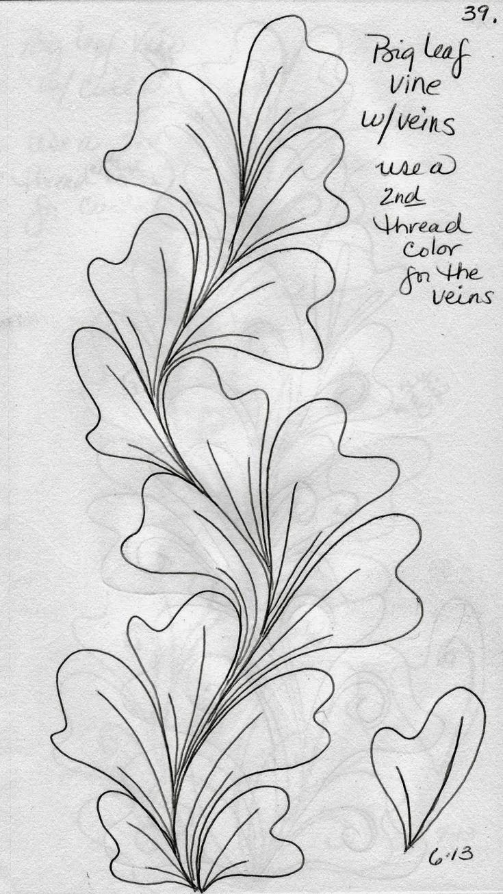 LuAnn Kessi: Big Leaf Vine Variations