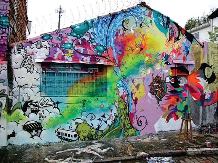 Beco do Batman, São Paulo