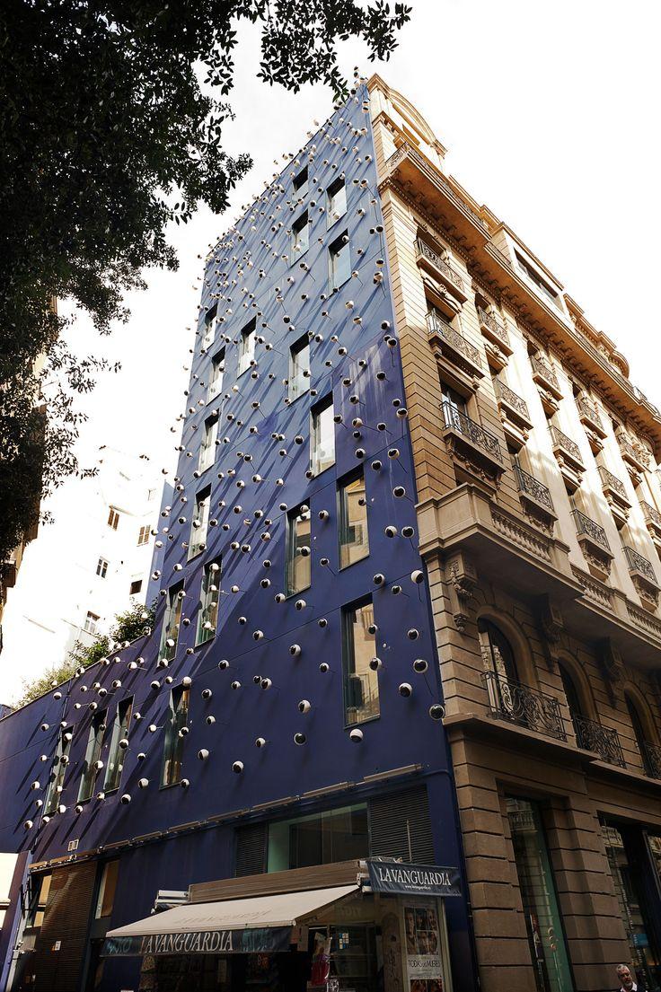 Surprising architectural details / Barcelona