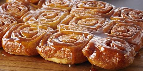Classic Cinnamon Sticky Buns from 'Bake' with Anna Olson