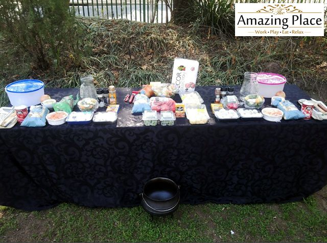 Potjiekos Cooking Competition in Sandton | The Amazing Place #Potjiekos #TeamBuilding #Sandton