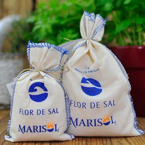 Flor de Sal uit de Ria Formosa, topkwaliteit en heerlijk over je visje en salades