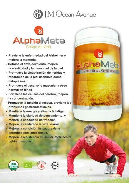 Beneficios del Alphameta