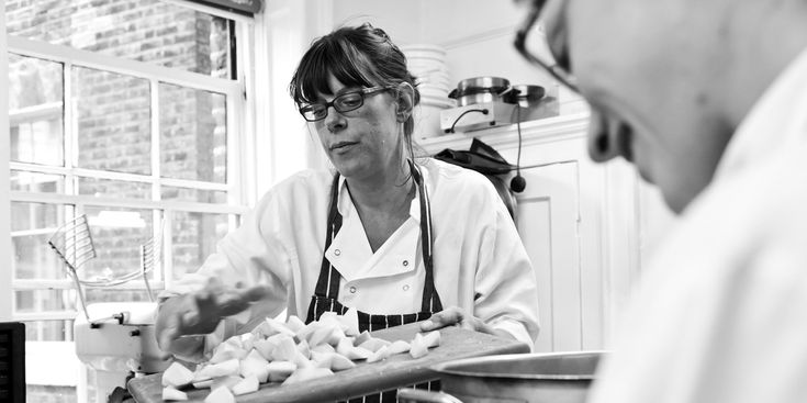 New Zealander Anna Hansen is one of the culinary lights of the London food scene. Read her profile and see her latest news on Great British Chefs