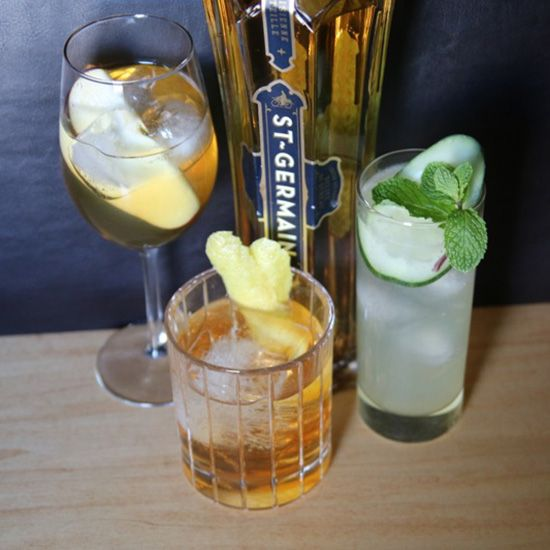 Sweet and elderflowery and in an oh-so-elegant bottle, St-Germain took the cocktail world by storm a few years ago.