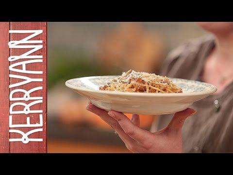 Super simple spaghetti bolognese | Jamie's Food Revolution Day - YouTube