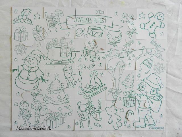 || Kit Créatif Pandacraft : Un air de fêtes ! (Présentation & Avis)