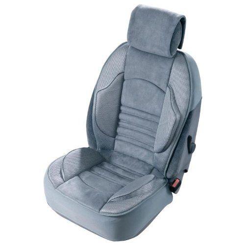Custo Confort – Couvre siege: Le couvre siege Customagic Auto GRAND CONFORT est un couvre siege dote d'une parfaite ergonomie pour le…