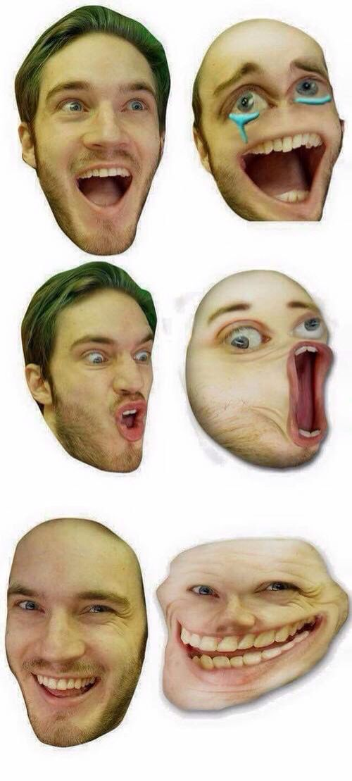 Family Guy In Real Life Pewdiepie
