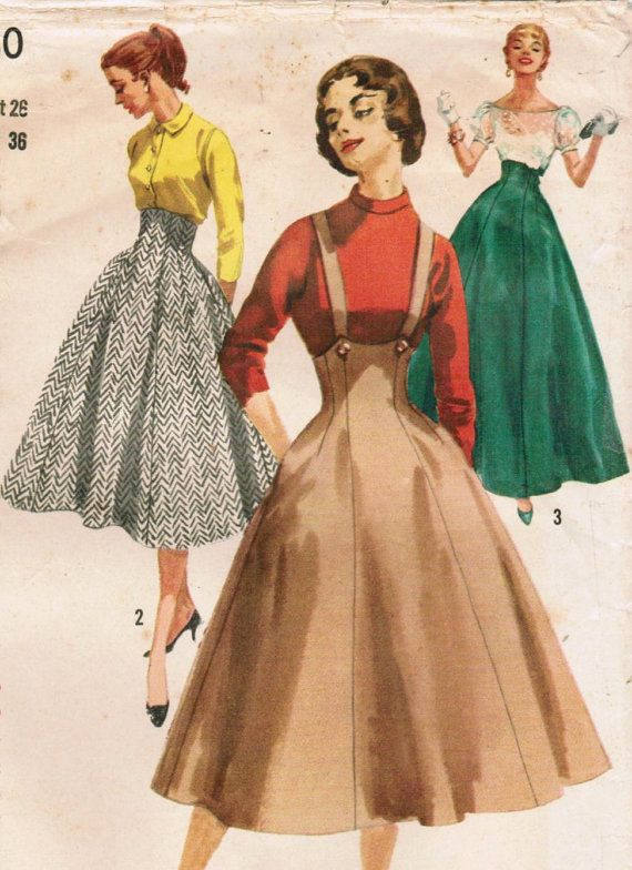 Coming to a wardrobe near you: suspender skirts!