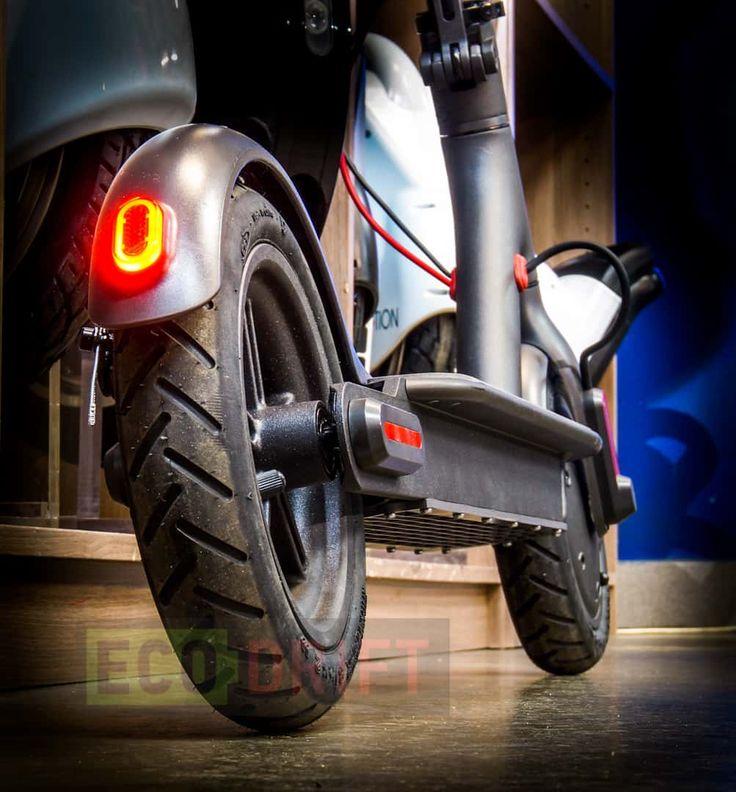 Обзор электросамоката Xiaomi MiJia M365 electric scooter - ecodrift.ru