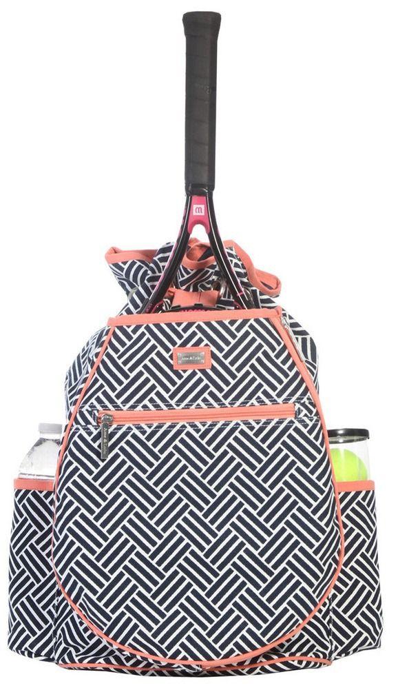 Ame & Lulu Ladies Tennis Backpacks - Nantasket #NicolesTennisBoutique
