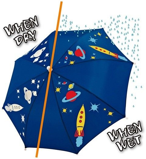 J loves umbrellas and would be chuffed to have his own!  #EntropyWishList  #PinToWin