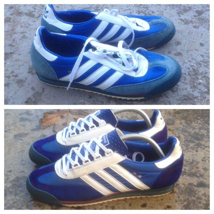 Adidas SL76 restored