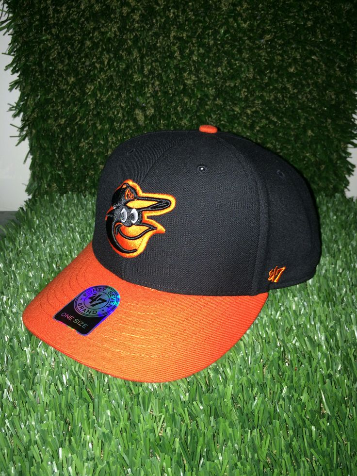 Baltimore Orioles MVP MLB Team cap