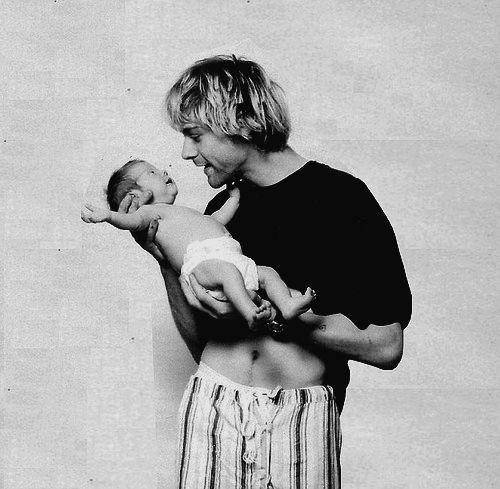 Kurt Cobain, Frances Bean Cobain