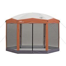 Instant Canopy with Screen Walls can be used as a screen house, or remove the screen walls to use as a gazebo | Canadian Tire