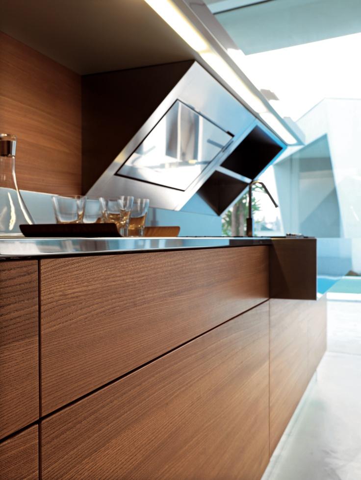 R. Snaidero Cucine | Design Giovanni Offredi   Maximum Functionality