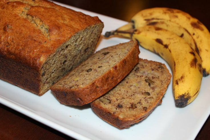 The Best Banana Bread from The Garlic Press