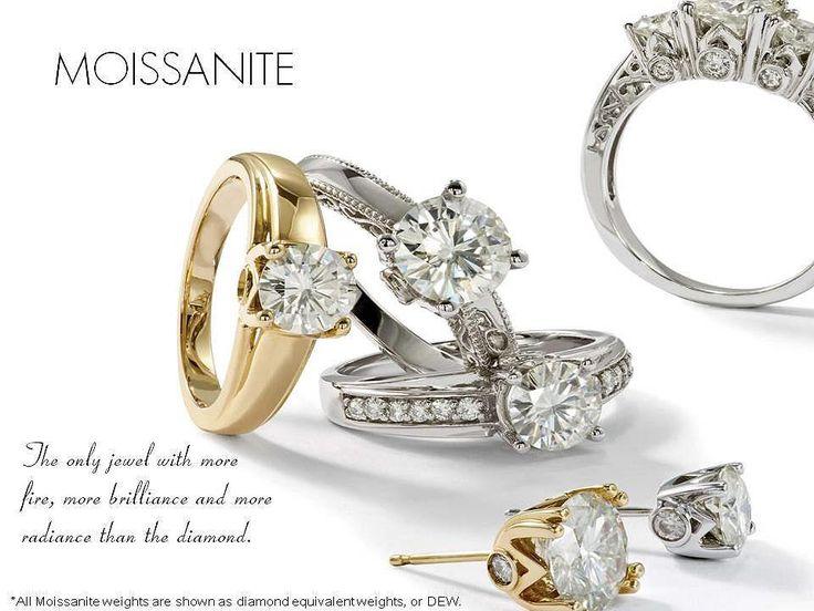 12 best JTV MOISSANITE ELITE 14K GOLD images on Pinterest