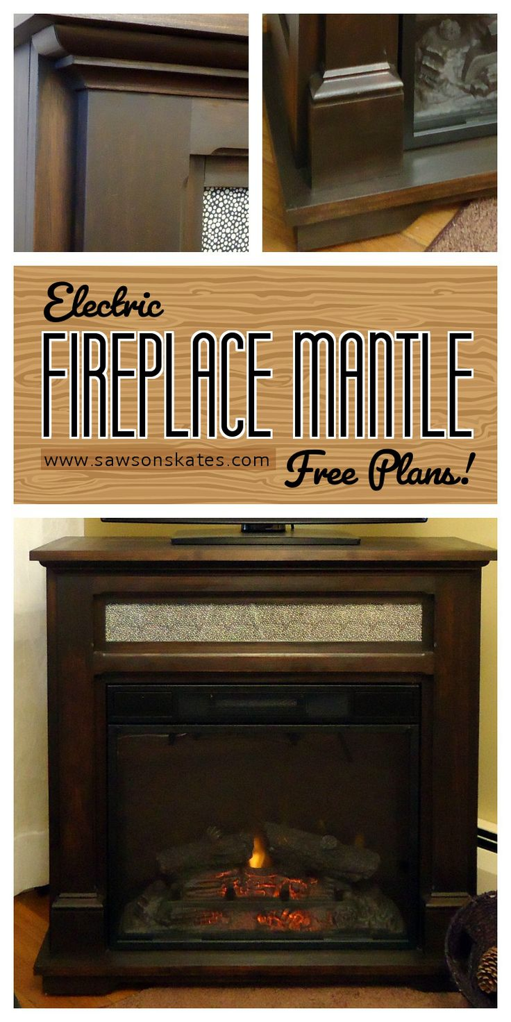best 25 electric fireplace with mantle ideas on pinterest best