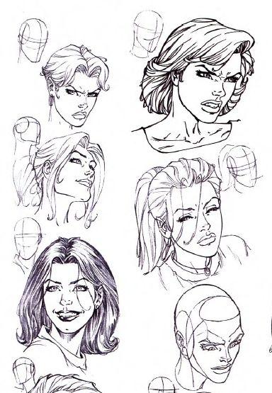 Drawing Cutting Edge Comics Pdf