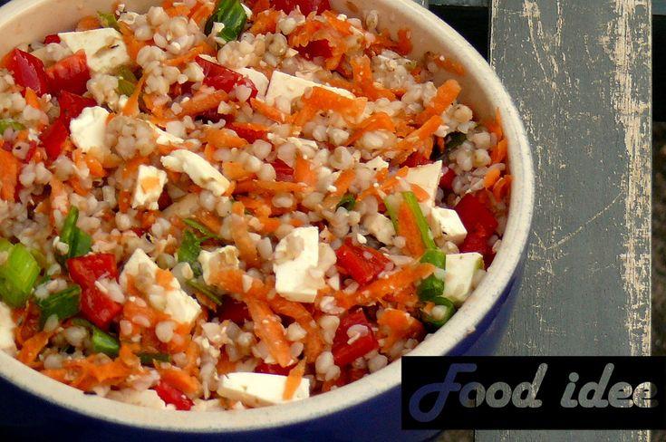 <p>Deze zomerse boekweit salade met wortel en feta is gezond en heel makkelijk! Boekweit bevat veelvoedingstoffen en is glutenvrij! Wat is boekweit eigenlijk? Boekweit zijn de vruchtjes van de boekweitplant. Deze vruchtjes zijnheel voedzaam. Boekweit bevat veel mangaan, magnesium, fosfor, ijzer, zink, koper, vitaminen B en vezels. Probeer eens ditrecept: …</p>