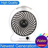 LK&smart Portable Handheld USB Mini Misting Fan With Personal Cooling Humidifier Water Spray Fan & Rechargeable Battery