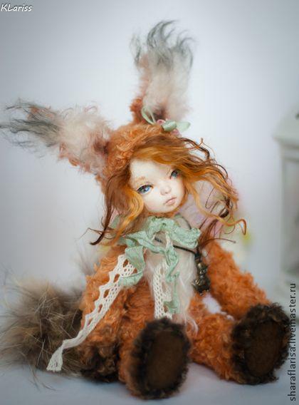 Кукла (телли-долл) Ася. Handmade.