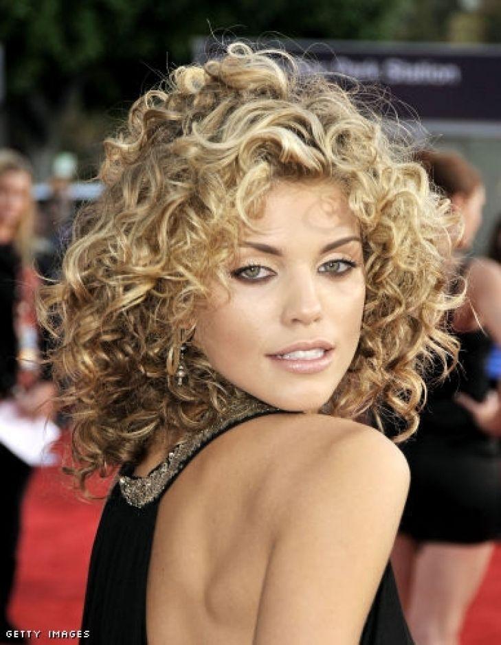 Actresses With Blonde Curly Hair Hsin