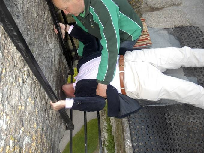 10 overrated tourist traps (what to see instead).~Blarney Stone, Ireland: Legend has it that kissing this rock will give you the gift of gab, but we think you're more likely to come away with a communicable disease. (Rumor that locals think it's funny to sneak in after-hours and use the Blarney Stone as a bathroom.) You'll also have to brave long lines and a vertigo-inducing climb, and you'll be unceremoniously tipped backwards and headfirst over a ledge by a worker in order to get your…