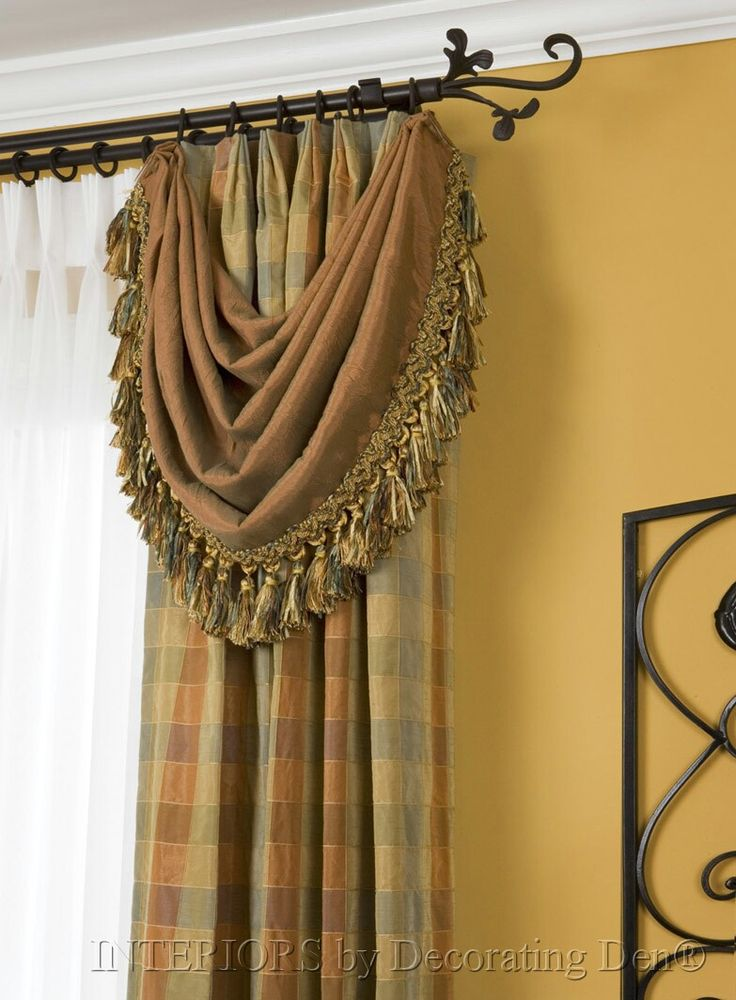 17 best images about window treatments on pinterest. Black Bedroom Furniture Sets. Home Design Ideas