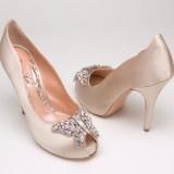 Νυφικά παπούτσια Aruna Seth Νέα σχέδια για τη νυφική συλλογή