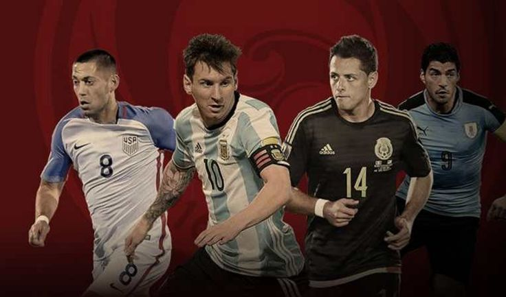 Copa America 2016 Quarterfinals, Semifinals Date and Times