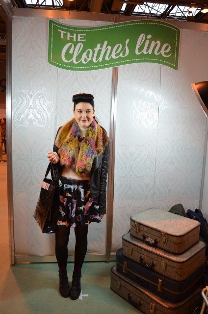 Amelia - one of our style ambassador Clothes Show winners