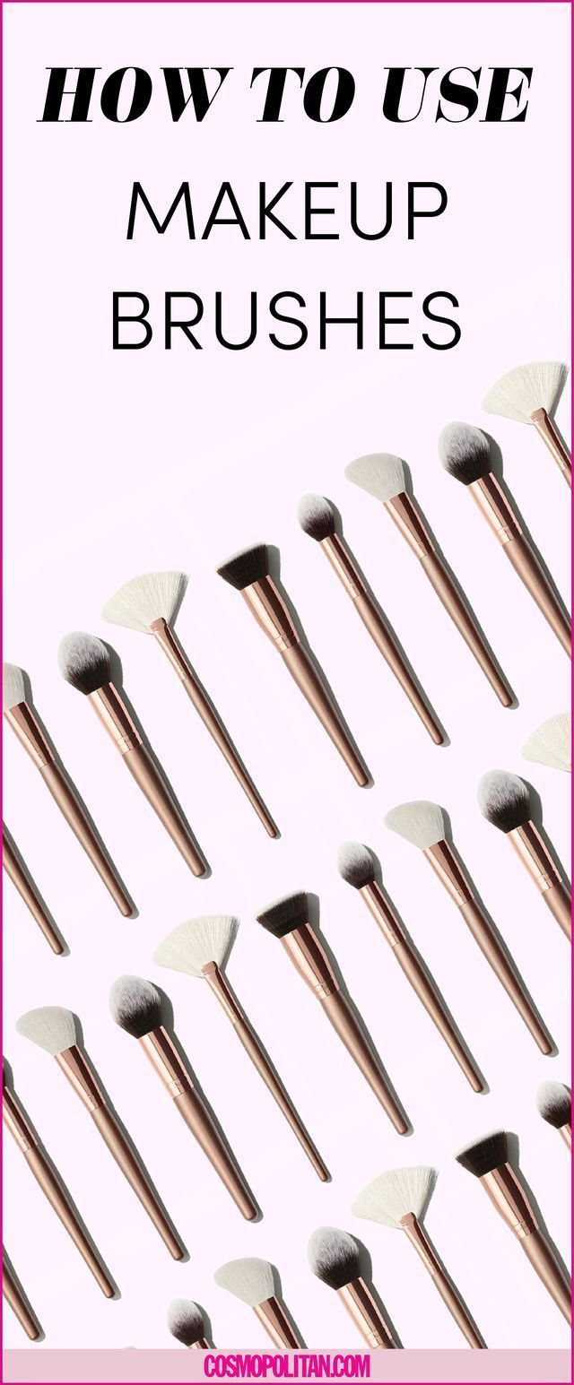 12 Makeup Brushes You Need and How to Use Them - Build Your