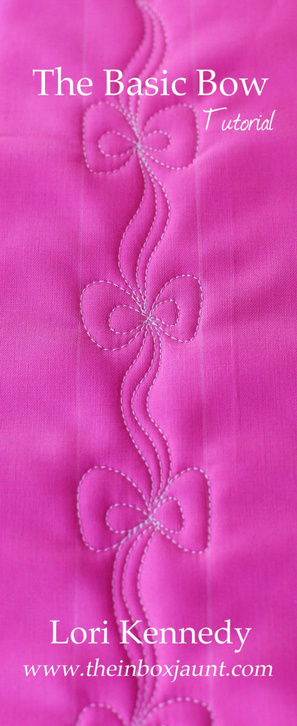 a webpage of many free-motion quilting tutorials
