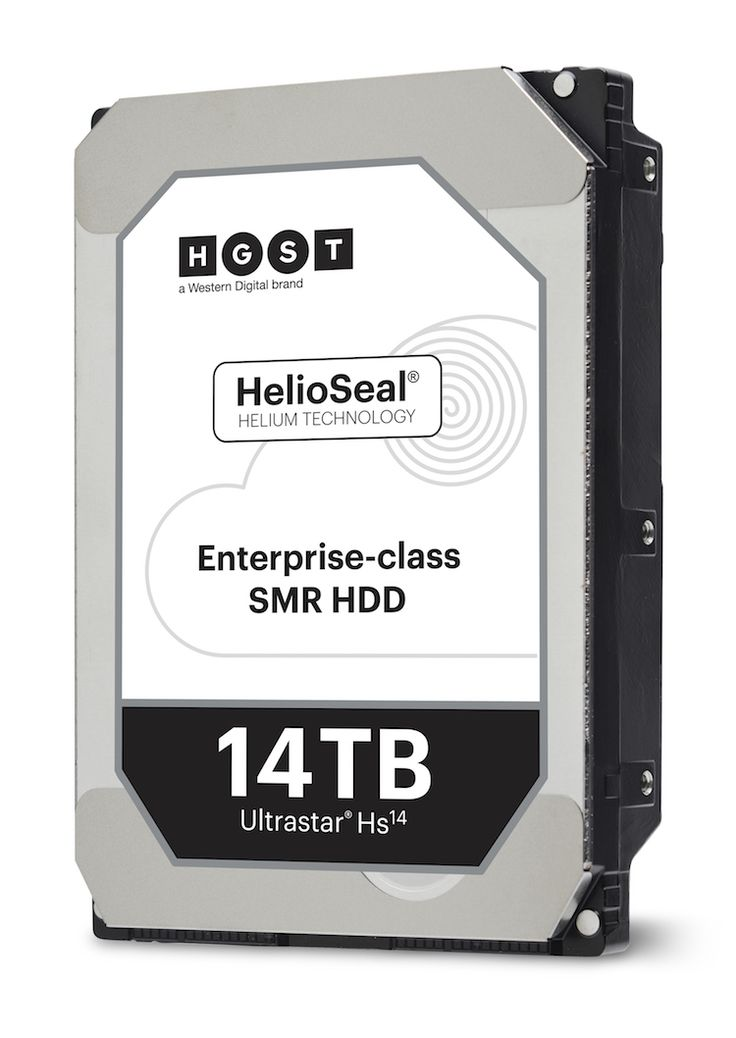 westerndigital Western Digital anuncia discos duros de 14TB para la Big Data