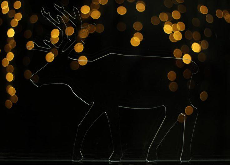 Dear Deer winter decoration by Dalili design