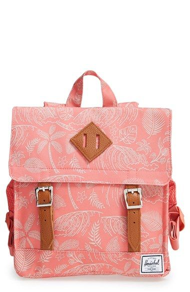 Herschel Supply Co. 'Survey Kid' Scouting Backpack (Kids) available at #Nordstrom