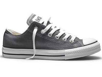 All of The Liars love Converse!  Spencer loves her grey.