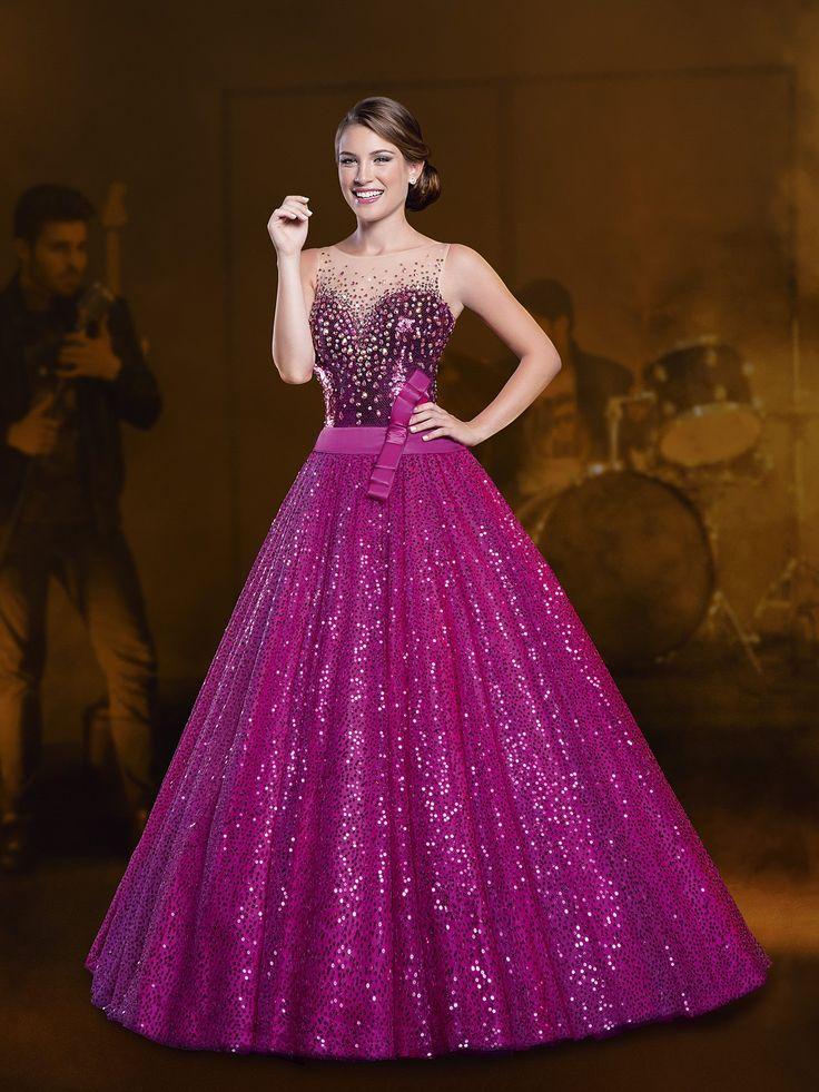 36 best Vestidos 15 anos images on Pinterest | Cute dresses ...