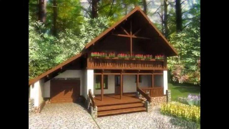 шале и фахверк реконструкция фасадов загородных домов