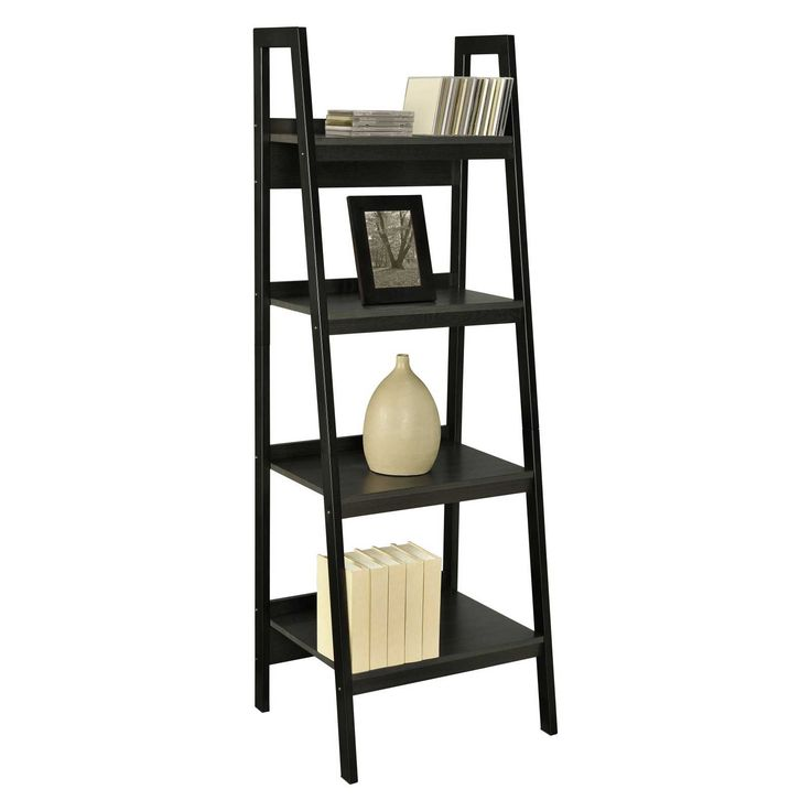 leaning ladder shelf - Google Search