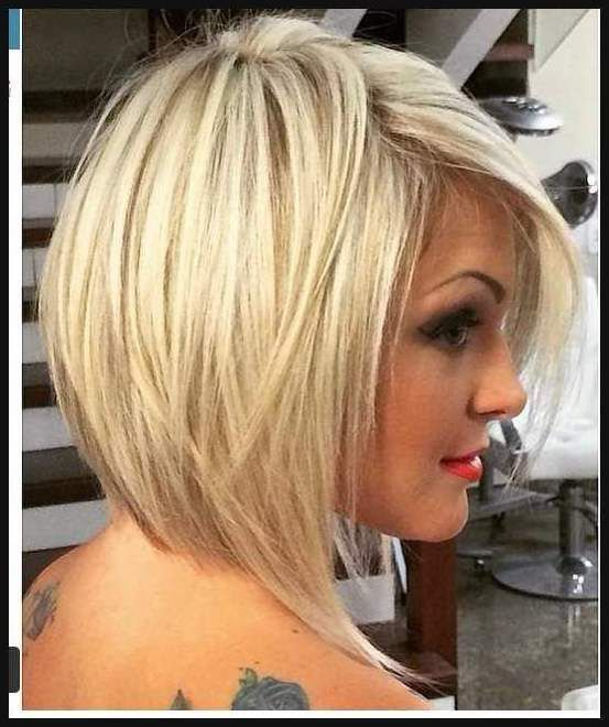 Coolest Luxuriosis Bob Hairstyles Tiered Medium Long
