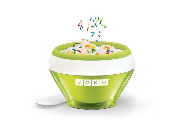 Buy Zoku Soft Serve Ice Cream Maker - ZK120-GN - Greenfor R479.00