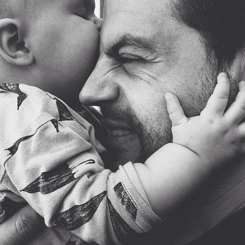 #baby #daddy