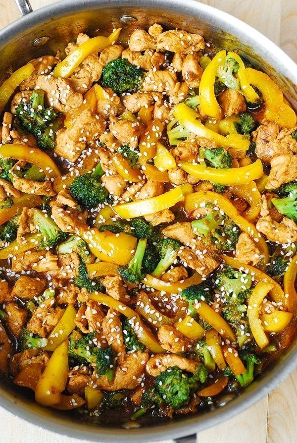 chicken dinner recipe, broccoli recipes, gluten free recipes